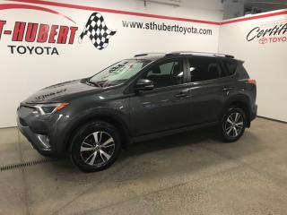 Used 2016 Toyota RAV4 Xle, Awd, T.ouvrant for sale in St-Hubert, QC
