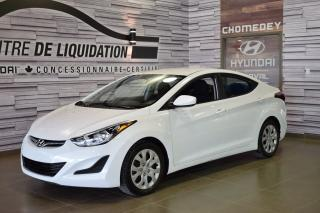 Used 2015 Hyundai Elantra Gl +mags for sale in Laval, QC