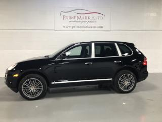 Used 2010 Porsche Cayenne 4 DOOR for sale in Concord, ON