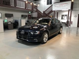 Used 2015 Audi A4 2.0T Quattro Progressiv for sale in Concord, ON