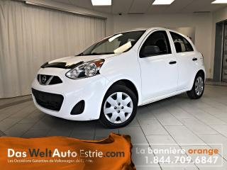 Used 2015 Nissan Micra SV, A/C, Automatique for sale in Sherbrooke, QC