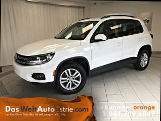 Used 2015 Volkswagen Tiguan 4motion Trend, Gr for sale in Sherbrooke, QC