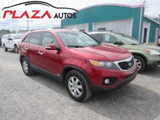 Used 2012 Kia Sorento LX V6 (A6) for sale in Beauport, QC