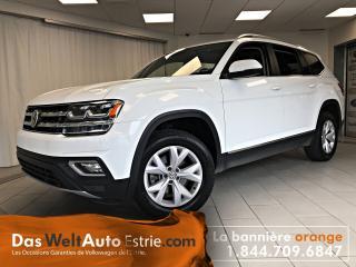 Used 2018 Volkswagen Atlas 3.6 FSI Highline for sale in Sherbrooke, QC