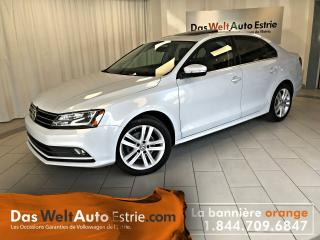 Used 2017 Volkswagen Jetta 1.8 TSI Highline for sale in Sherbrooke, QC