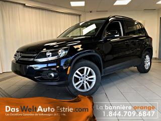 Used 2015 Volkswagen Tiguan Trendline, Gr for sale in Sherbrooke, QC