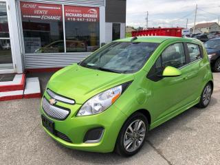 Used 2016 Chevrolet Spark EV 2lt Charge Rapide for sale in Beauport, QC