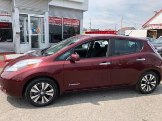 Used 2016 Nissan Leaf SV for sale in Beauport, QC