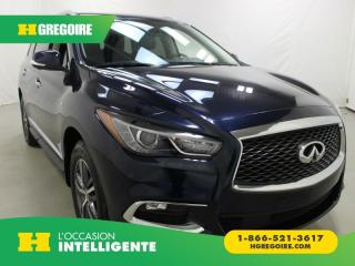 Used 2019 Infiniti QX60 PURE AWD for sale in St-Léonard, QC
