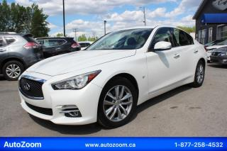Used 2015 Infiniti Q50 AWD **WOW** FINANCEMENT FACILE !! for sale in Laval, QC