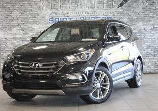 Used 2017 Hyundai Santa Fe Sport SE AWD*CUIR*TOIT2.0T for sale in St-Laurent, QC