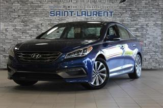 Used 2016 Hyundai Sonata 2.4L Sport Tech*FULL for sale in St-Laurent, QC