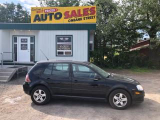 Used 2008 Volkswagen City Golf for sale in Ottawa, ON