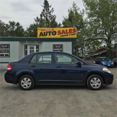 Used 2009 Nissan Versa 1.6 S for sale in Ottawa, ON
