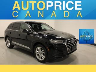 Used 2017 Audi Q7 3.0T Technik NAVIGATION|PANOROOF|LEATHER for sale in Mississauga, ON