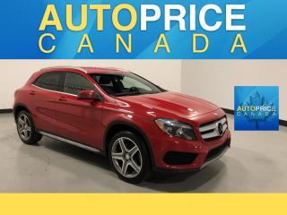Used 2015 Mercedes-Benz GLA NAVIGATION|LEATHER for sale in Mississauga, ON