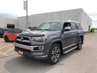 Used 2017 Toyota 4Runner for sale in Brampton, ON
