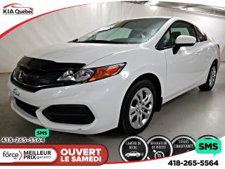 Used 2015 Honda Civic LX SIÈGES CH for sale in Québec, QC