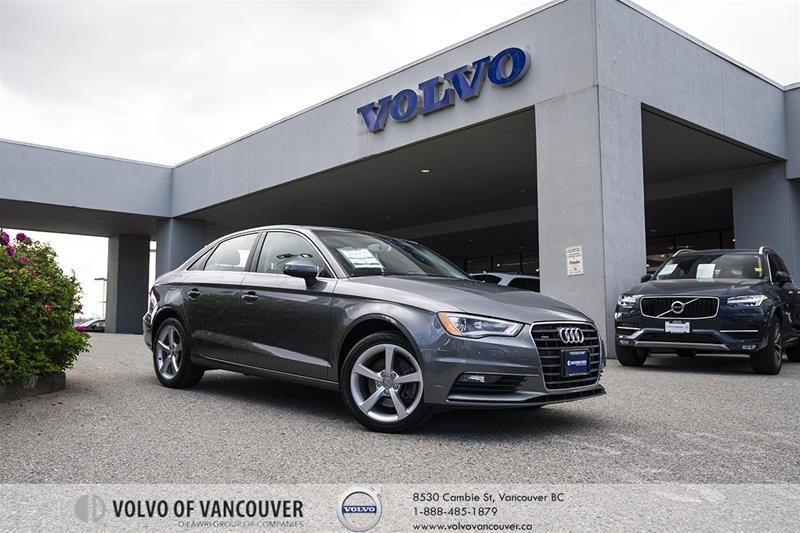 Used 2015 Audi A3 2 0T Komfort quattro 6sp S tronic AWD | LEATHER