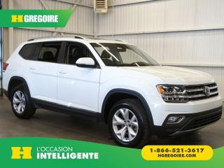 Used 2019 Volkswagen Atlas HIGHLINE CUIR-TOIT for sale in St-Léonard, QC