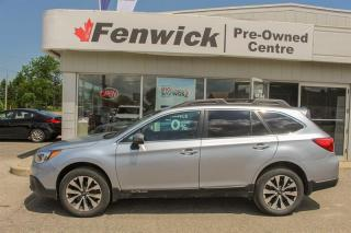 Used 2016 Subaru Outback 3.6R Limited w/ Technology at for sale in Sarnia, ON