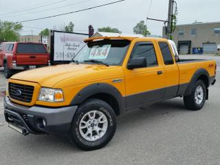 Used 2008 Ford Ranger FX4/Off-Rd 4x4 for sale in Cambridge, ON