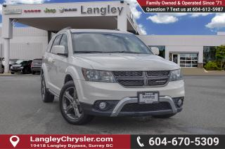 Used 2015 Dodge Journey Crossroad *7 PASSENGER* *BACK UP CAM, WITH SENSORS* for sale in Surrey, BC