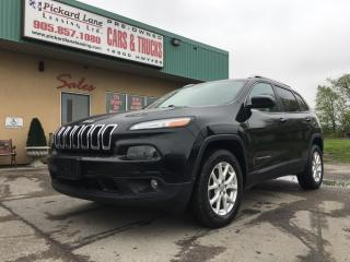 Used 2014 Jeep Cherokee North $147.58 BI WEEKLY!!! $0 DOWN!!! CERTIFIED!! for sale in Bolton, ON
