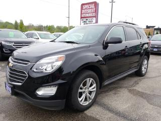 Used 2016 Chevrolet Equinox 1LT BLUE TOOTH !!  AWD !!  REAR CAMERA !! for sale in Cambridge, ON