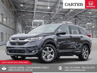 New 2019 Honda CR-V EX-L for sale in Vancouver, BC