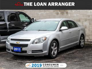 Used 2011 Chevrolet Malibu LT for sale in Barrie, ON