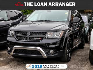 Used 2018 Dodge Journey Crossroad for sale in Barrie, ON