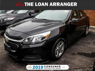 Used 2015 Chevrolet Malibu for sale in Barrie, ON