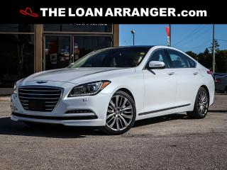 Used 2015 Hyundai Genesis for sale in Barrie, ON