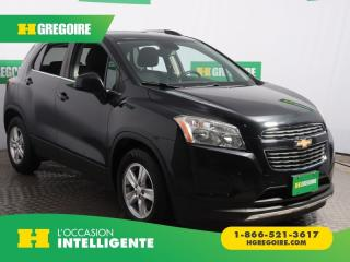 Used 2014 Chevrolet Trax Lt A/c Mags for sale in St-Léonard, QC
