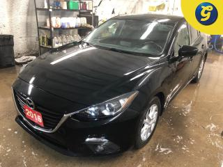 Used 2015 Mazda MAZDA3 GS * Sunroof *Reverse camera * Reverse camera * Heated Seats * Tinted windows * Fog lights * AM/FM/HD w/Single CD/MP3 -inc: colour touch-screen displa for sale in Cambridge, ON
