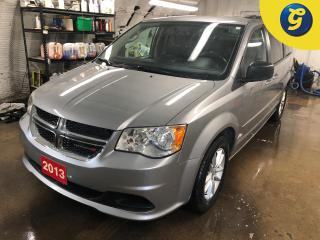 Used 2013 Dodge Grand Caravan SXT Plus * Stow N Go * Garmin Navigation System  * Uconnect 430N CD/DVD/MP3/HDD/NAV/6.5