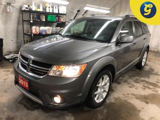 Used 2013 Dodge Journey Crew * V6 * Uconnect 8.4 with 8.4