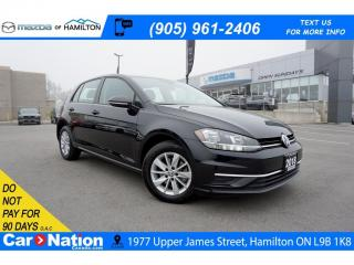 Used 2018 Volkswagen Golf 1.8 TSI | REAR CAM | ANDROID/APPLE CAR PLAY for sale in Hamilton, ON