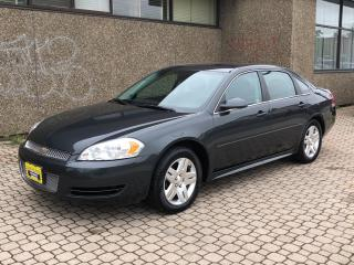 Used 2013 Chevrolet Impala 4DR SDN LT for sale in Hamilton, ON
