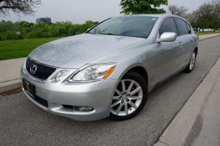 Used 2006 Lexus GS 300 PREMIUM / AWD / NAVIGATION / CERTIFIED for sale in Etobicoke, ON