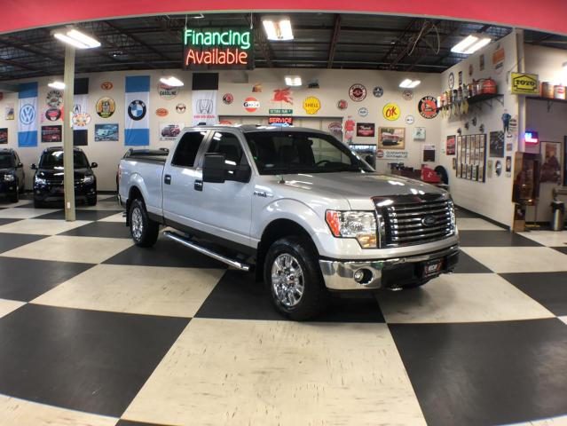 2011 Ford F-150 FX4 CREW CAB AUT0 4WD RUNNING BOARDS 156K