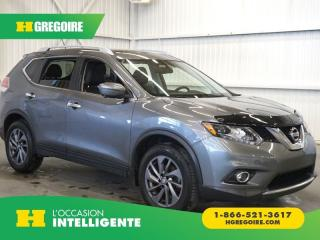 Used 2016 Nissan Rogue SL AWD CAMÉRA-TOIT for sale in St-Léonard, QC