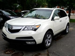Used 2010 Acura MDX AWD 4dr for sale in Guelph, ON