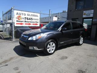 Used 2010 Subaru Outback AWD 2.5I PREMIUM for sale in Sherbrooke, QC