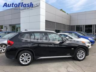 Used 2012 BMW X1 2.0l Turbo Premium for sale in St-Hubert, QC