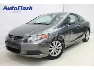 Used 2012 Honda Civic Ex Coupe Toit for sale in St-Hubert, QC