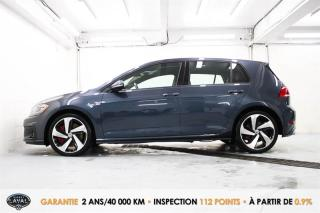 Used 2018 Volkswagen Golf GTI GTI + GPS + HID for sale in Québec, QC