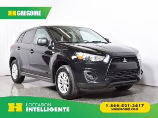 Used 2015 Mitsubishi RVR SE MAGS for sale in St-Léonard, QC
