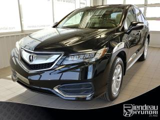 Used 2018 Acura RDX Tech + Awd + Cuir for sale in Ste-Julie, QC